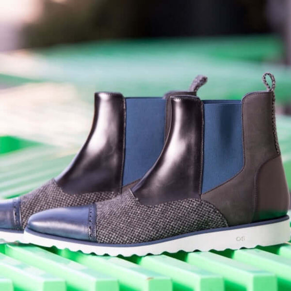 Charles Chelsea Boots - Q by QS