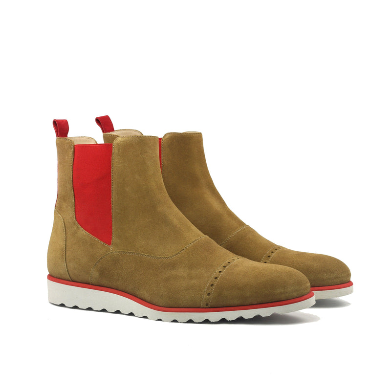 Khan Chelsea Boots - Q by QS