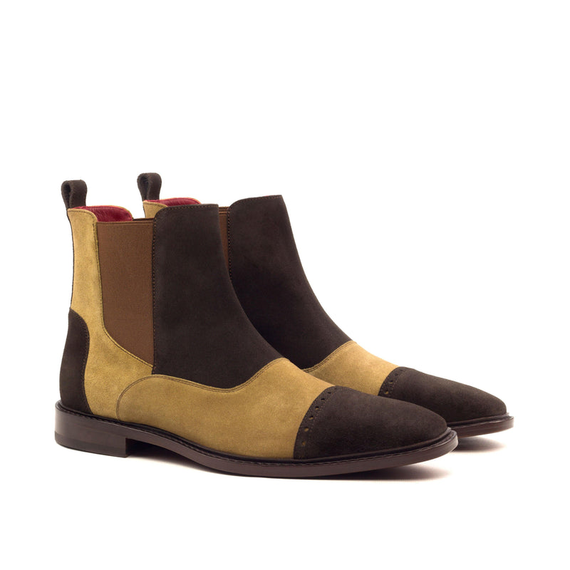 Emperor Chelsea Suede Boot - Q by QS