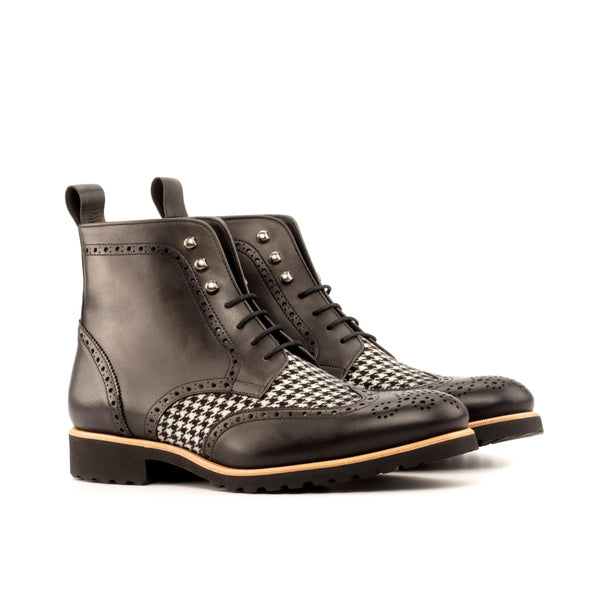 DT90 Military Brogue Boots