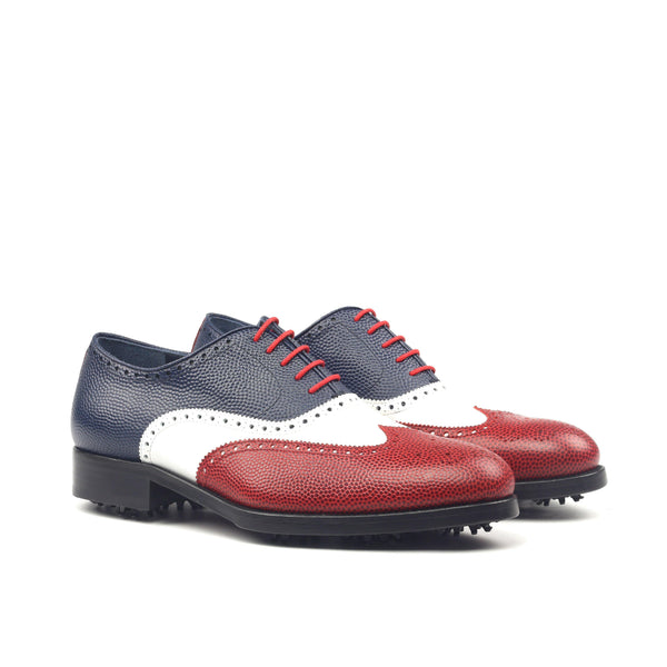 FB pebble grain golf shoes - Q by QS