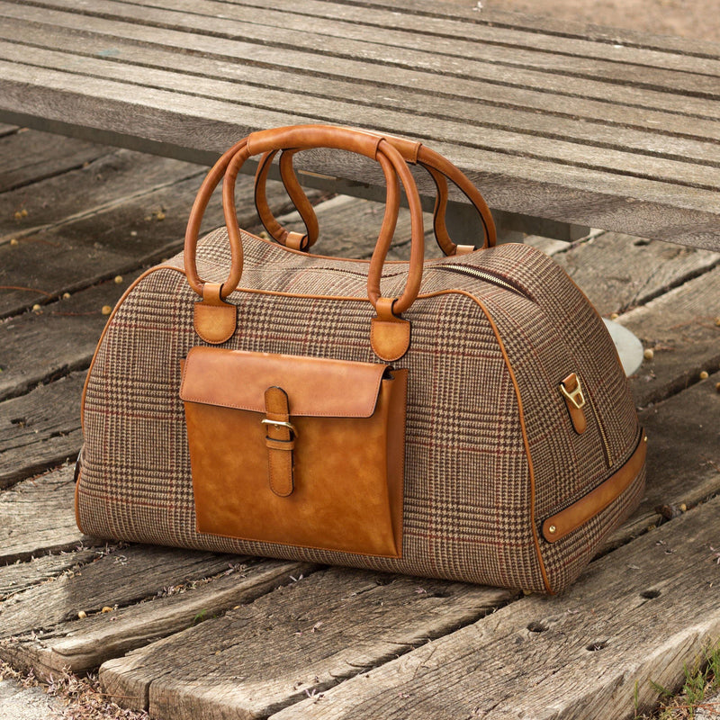 Sartorial Duffle Bag - Q by QS