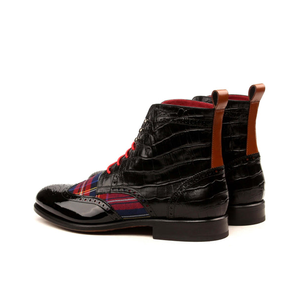 Catu Military Brogue Boots