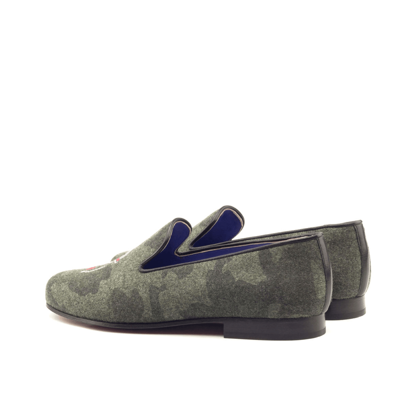 Dapper Wellington slip on