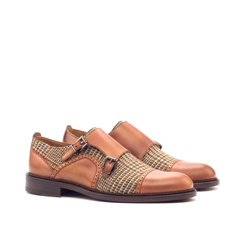 Gina Women Double Monk - Q by QS