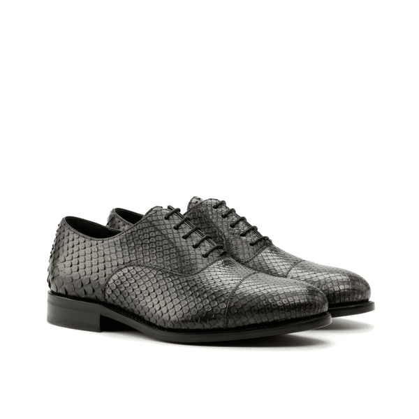 Apollo Oxford Python shoes