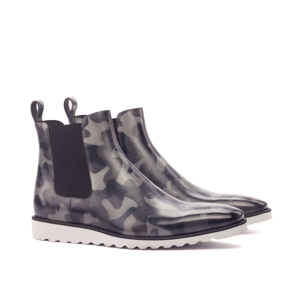 Commando II Chelsea Boots - Q by QS