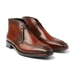Kid Blackie Chukka boot-Men boots/shoes-Q by QS