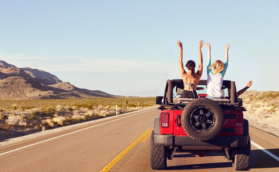 How to save on Gas Spring road trip tips