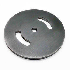 "5.5"" Lower Air Bag Mounting Plate"