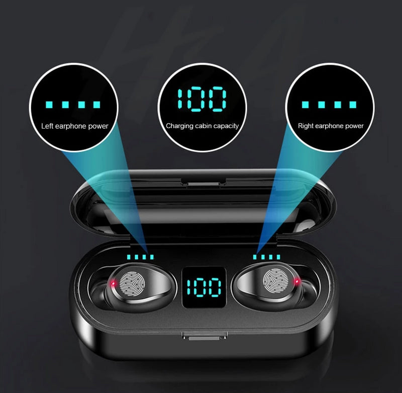 TOUCH™ Wireless Bluetooth Earbuds
