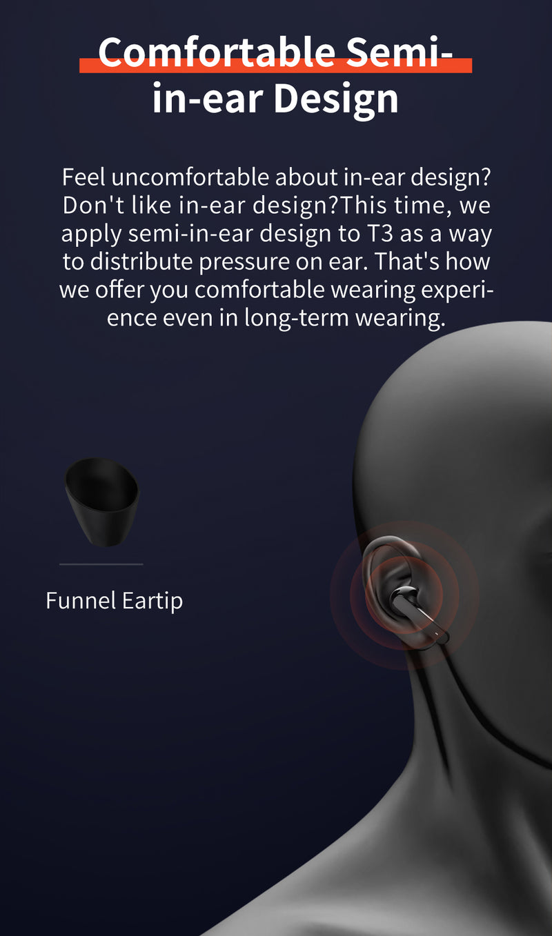Smartouch Noise Cancelling BLKPODS™