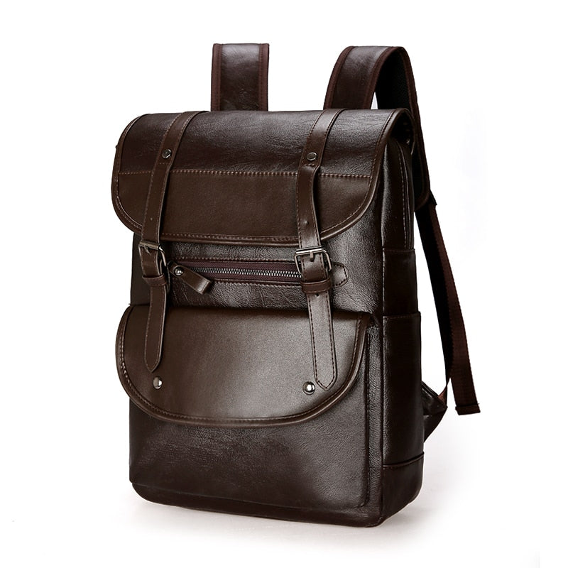 Chelsea Vintage Leather Backpack