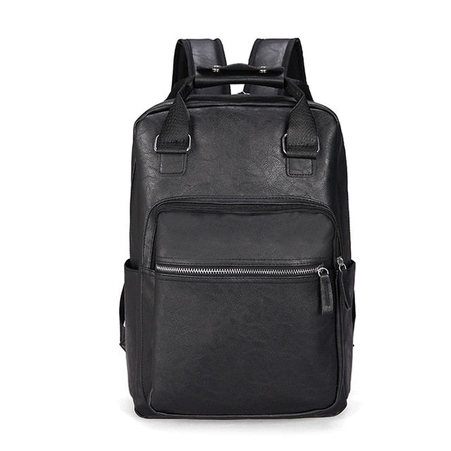 Belford Vintage Leather Backpack