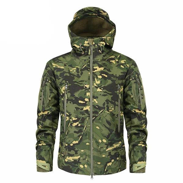 Grayson Military Tactical Jacket