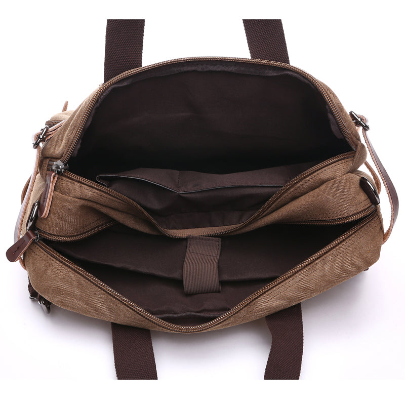Seymour Canvas Messenger Bag