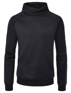 Bryon Highneck Pullover Sweater