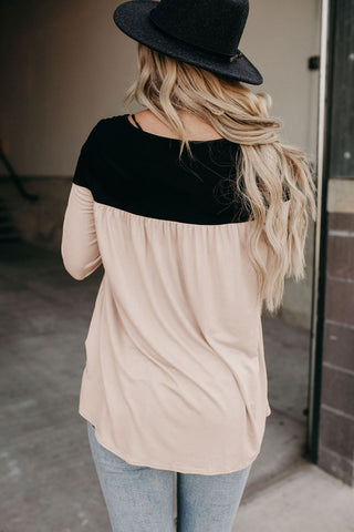 """The Katy"" Long Sleeve Top"