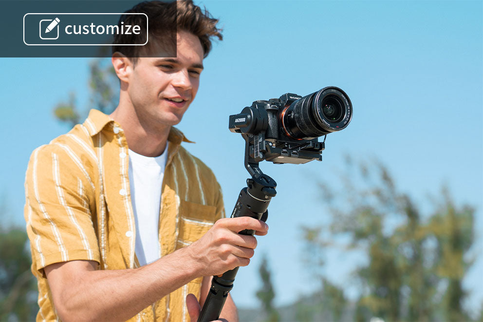 FeiyuTech-AK2000S-3-Axis-USB-Wi-Fi-Control-Handheld-Stabilized-Gimbal-Mirrorless-DSLR-Camera-listing-customize