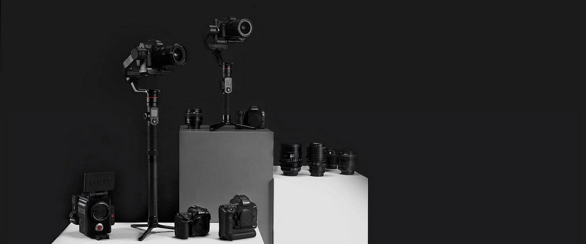 FeiyuTech-AK4000-DSLR-Camera-Handheld-Stabilizer-Gimbal-Payload-4KG-content-Easily-control-a-wide-range-of-cameras-and-lens-combinations