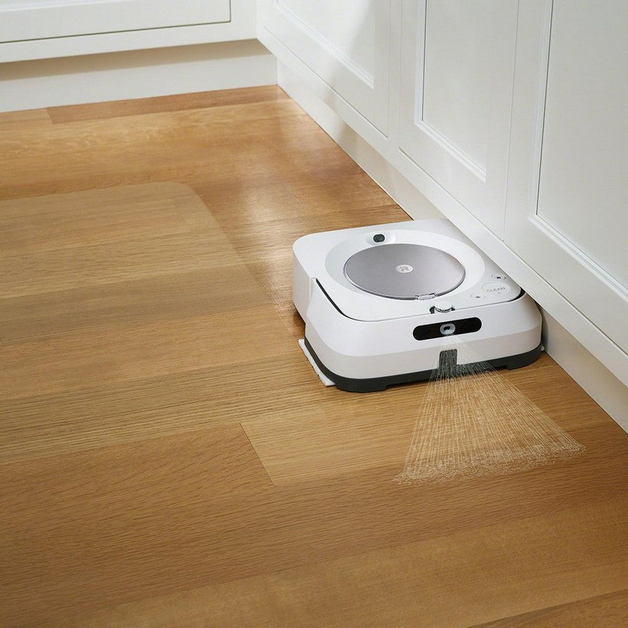 iRobot Braava jet m6 Wi-Fi Connected Robot Mop-Guided by serious smarts