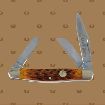 3 blade stock knife