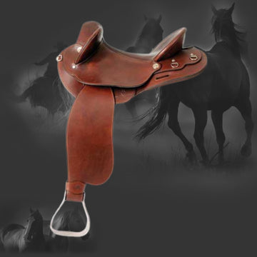 18 inch Australian Made Fender saddle