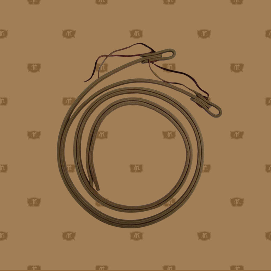 leather cutting reins