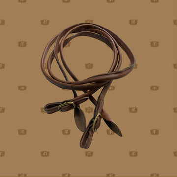 Australian hand made leather reins soft