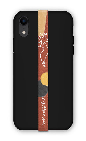 phone strap grip holder zodiac sagittarius
