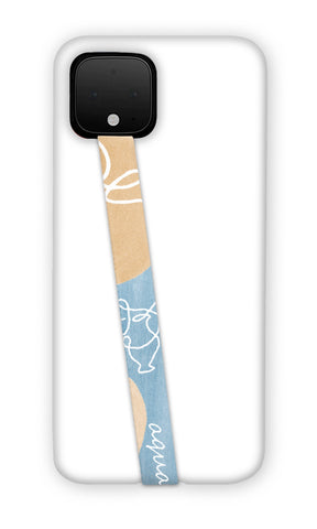 phone strap grip holder aquarius zodiac