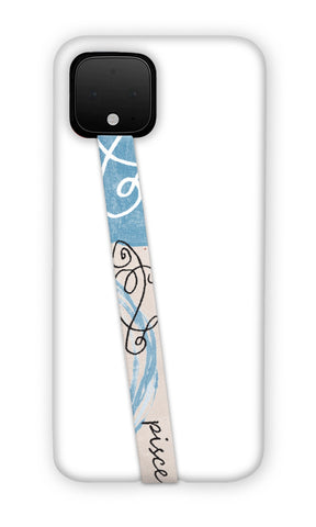 phone strap grip holder pisces zodiac