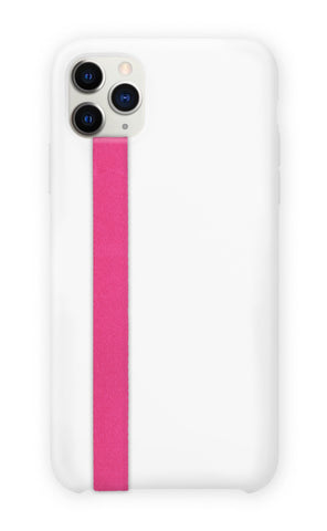 phone strap grip bonbon rose pink