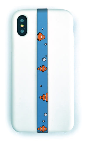 Clownfish Phone Strap