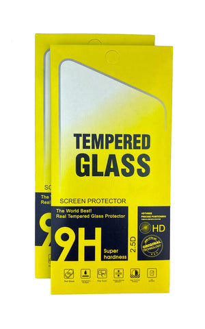 Screen Protectors [2-pack]