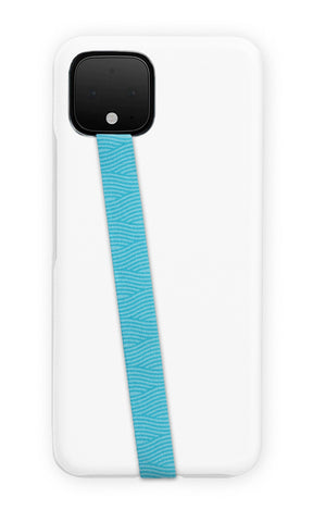 phone strap grip holder blue ocean maldives