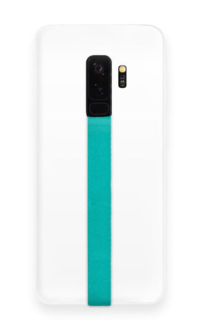 Teal Semi-Elastic Phone Strap