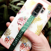 phone strap grip holder plant based green vegetarian vegetables