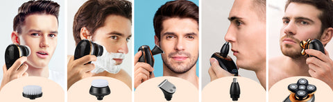 Barbertrimmer how it works