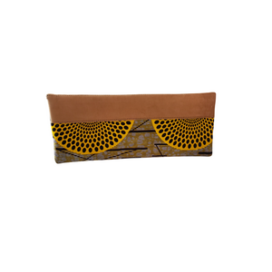 Vibes Clutch - Yellow Melon