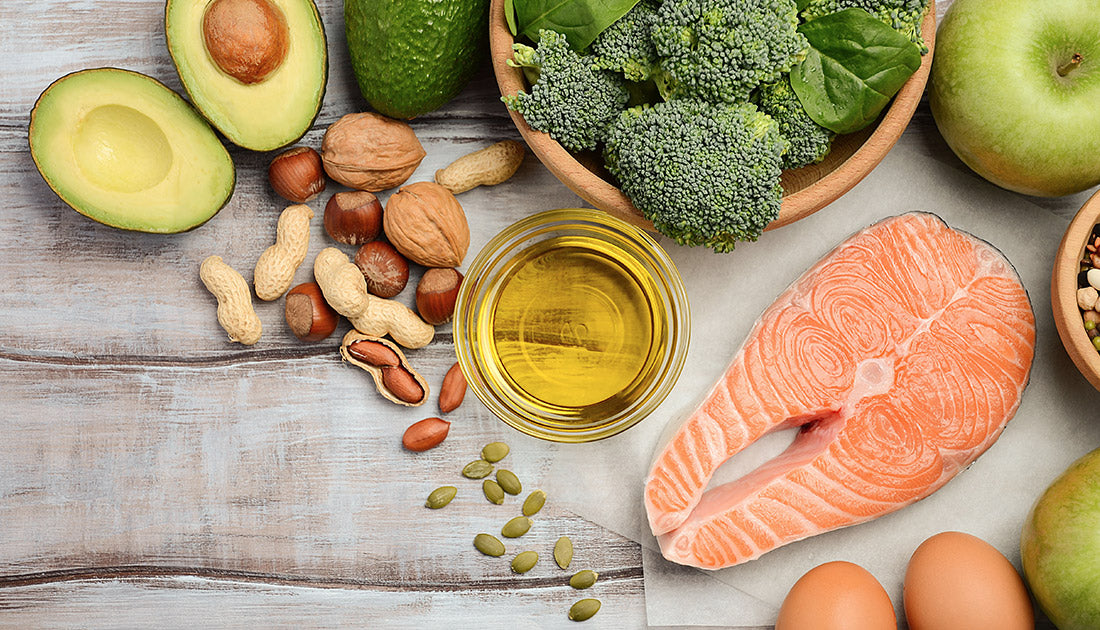 Nutritious Foods Rich in Omega-3 Fatty Acids