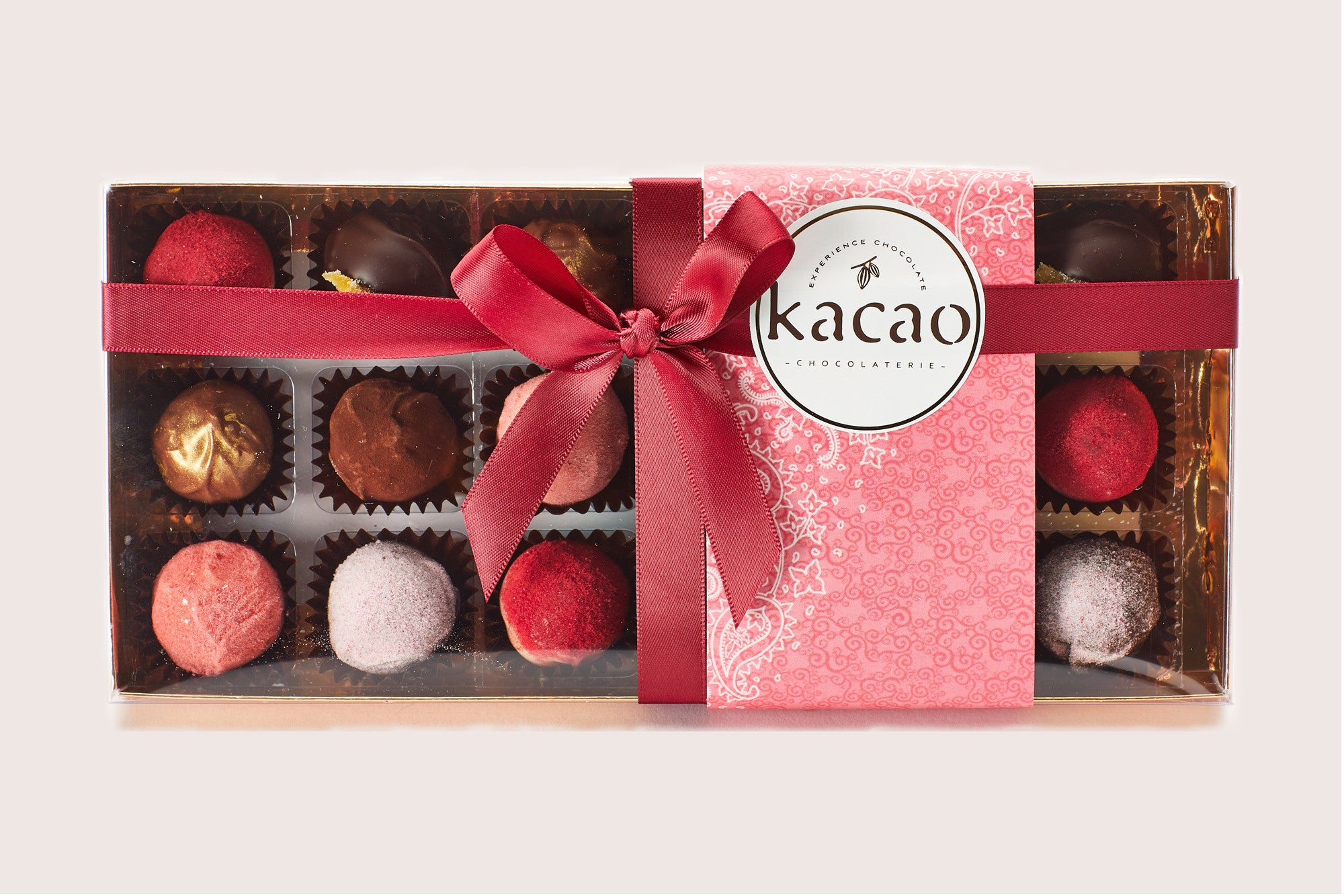 Kacao Truffle Experience Box of 18