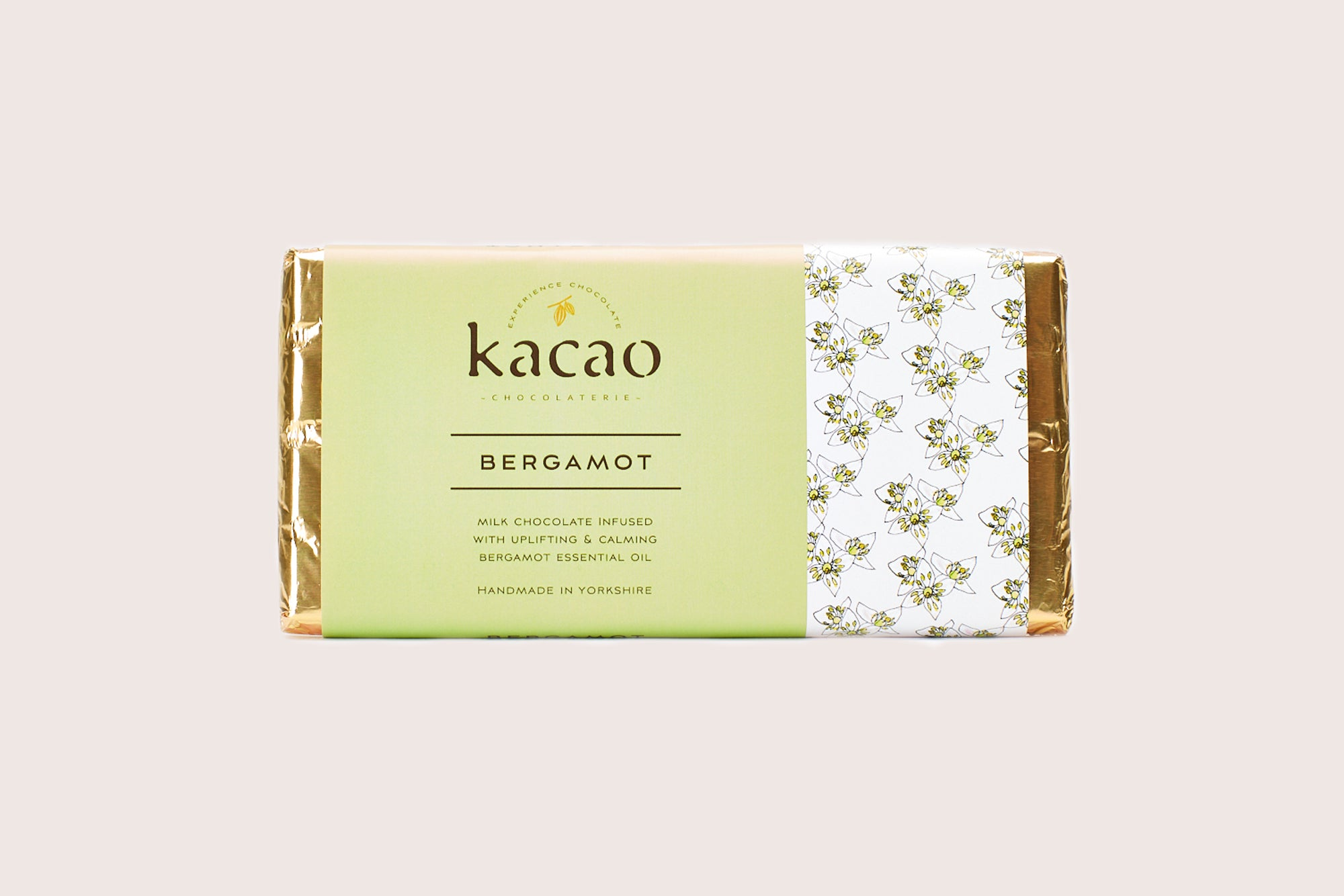 Bergamot Botanical Bar