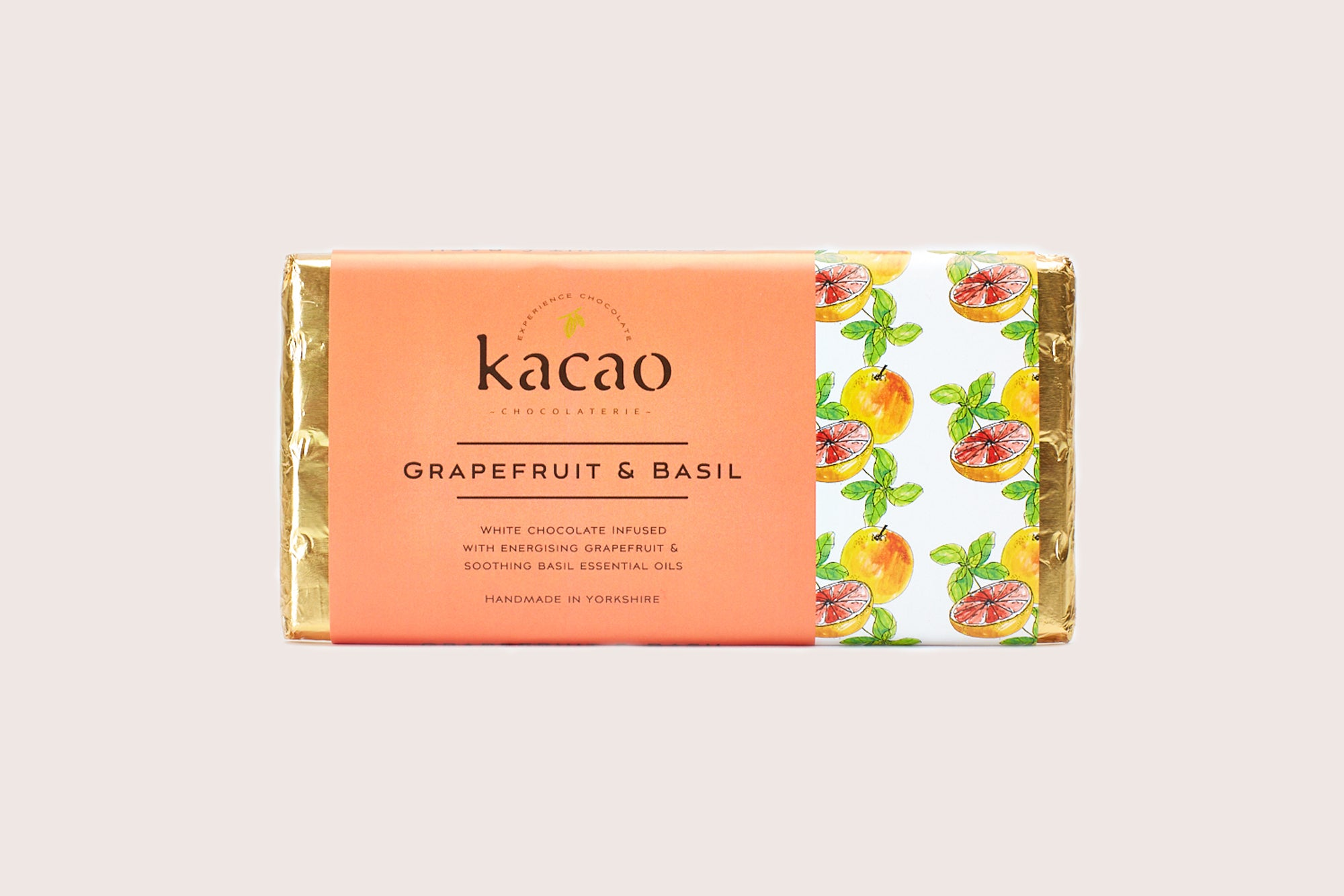 Grapefruit & Basil Botanical Bar