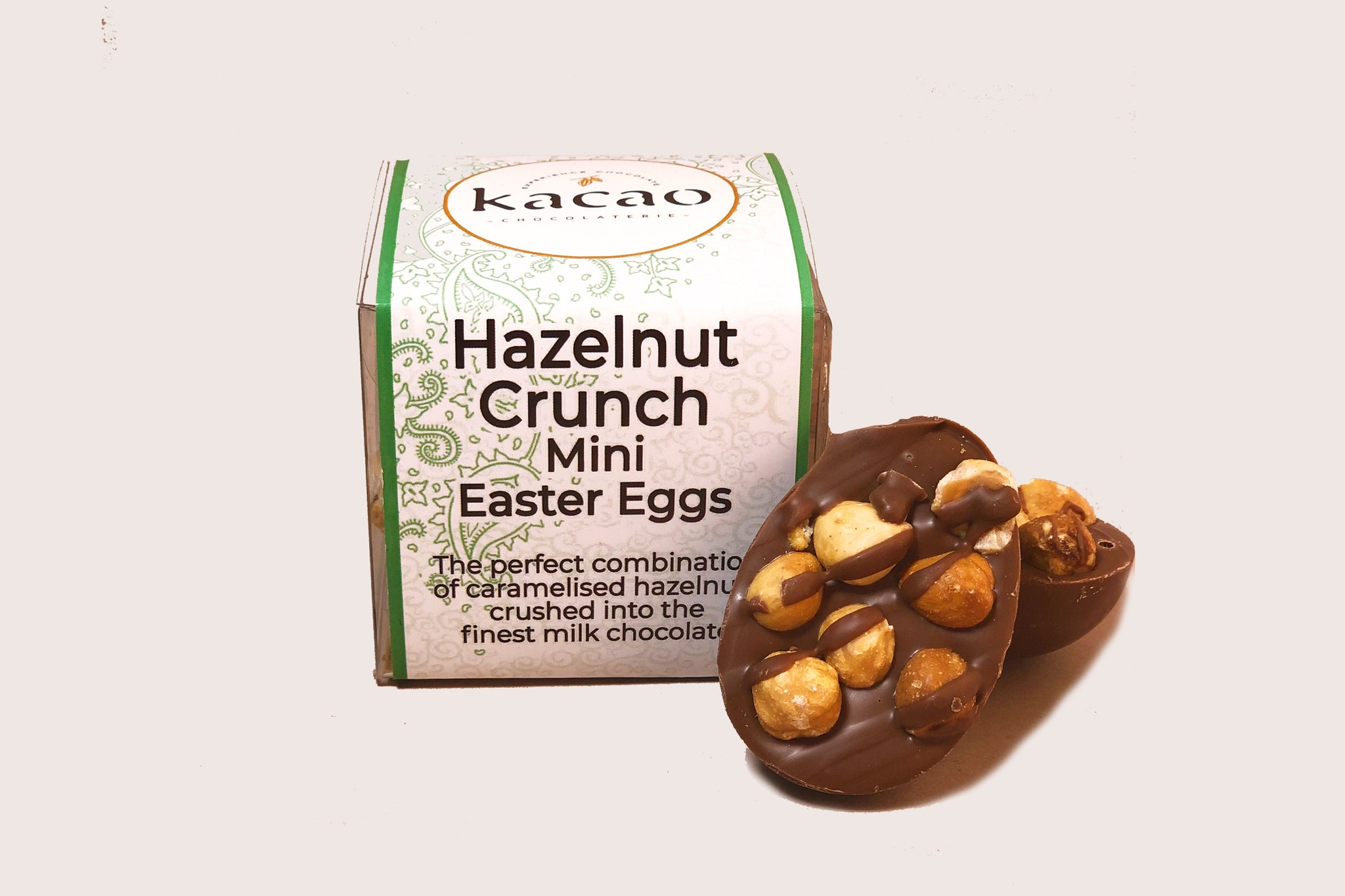 Hazelnut Crunch Mini Eggs