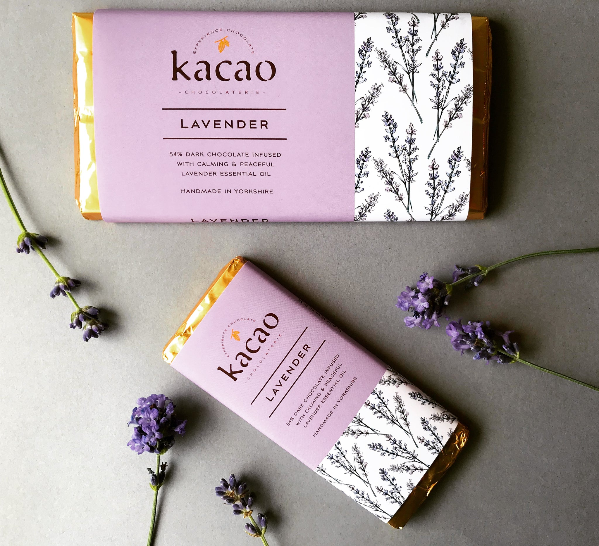 Lavender Botanical Bar