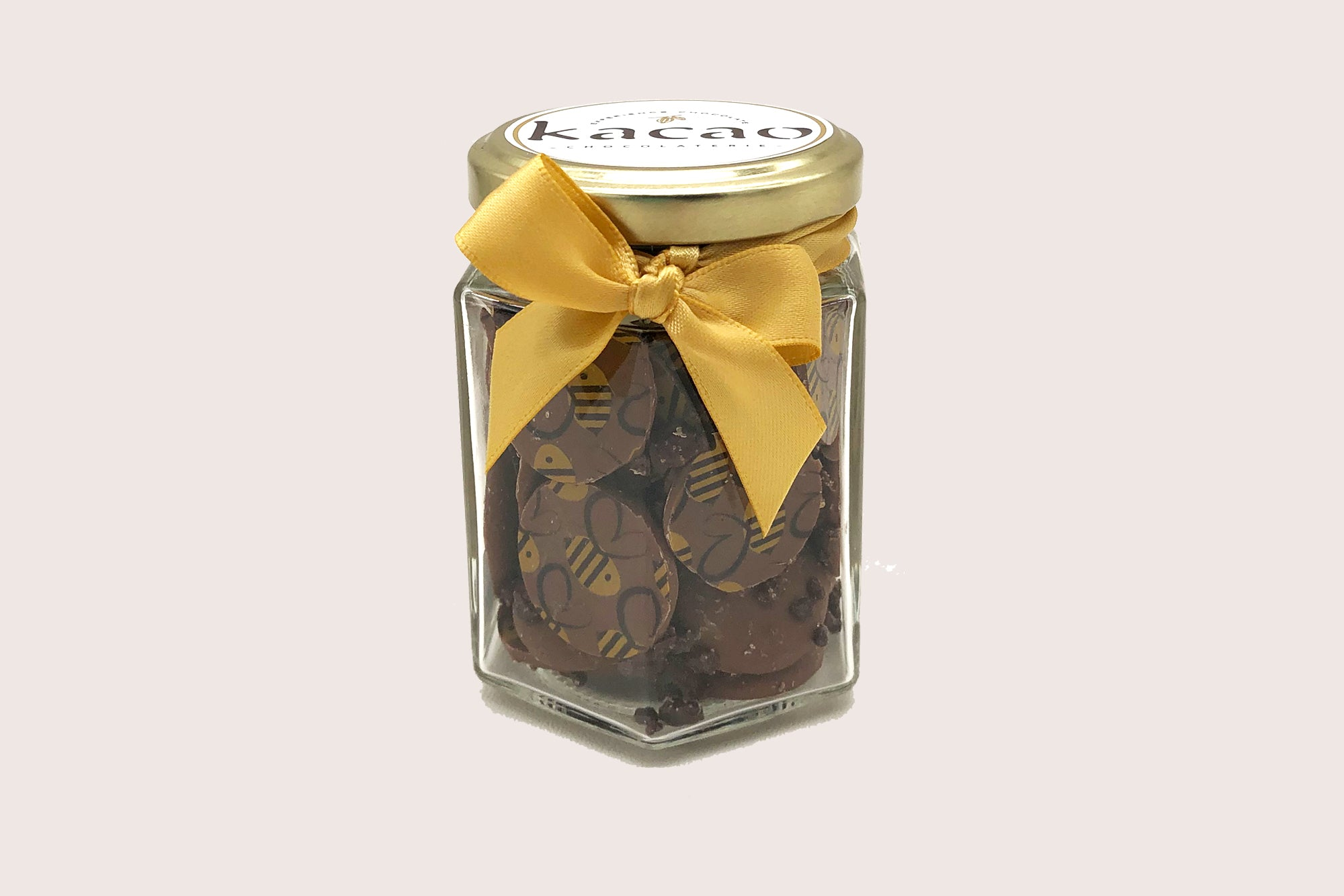 Milk Chocolate Buttons with Popping Candy
