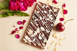 Cherry Bakewell Bar