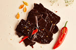 Chilli and Salt Dark Chocolate Thins