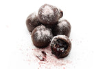 Damson and Sloe Gin Truffles